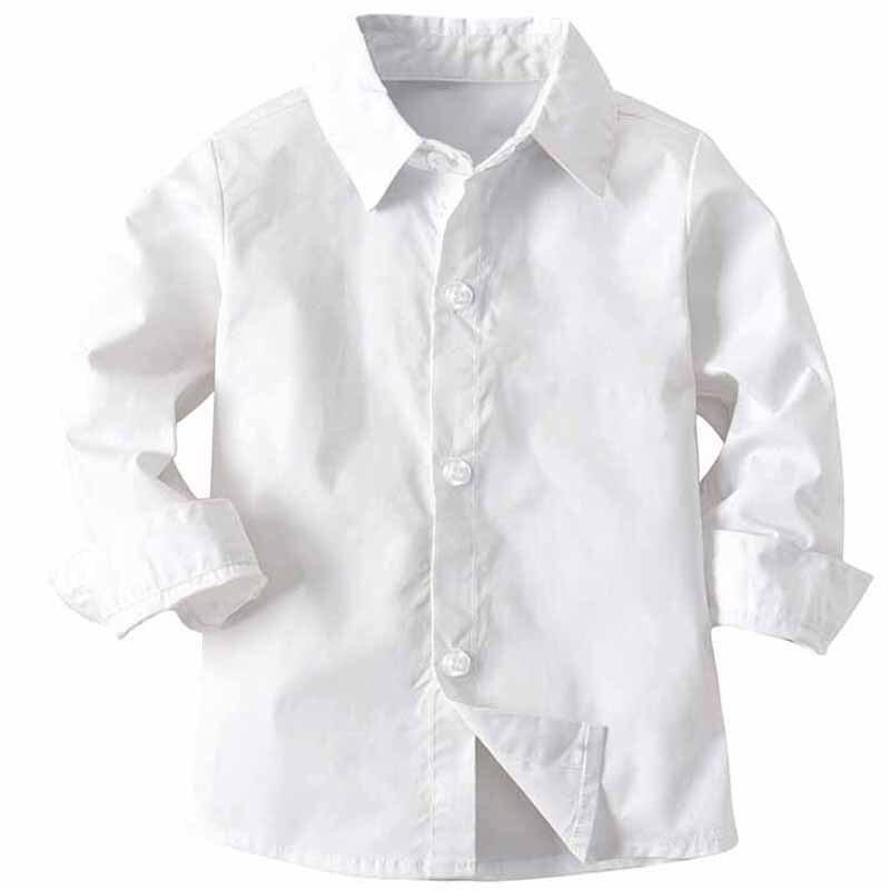 Boys' School Clothing Shirts