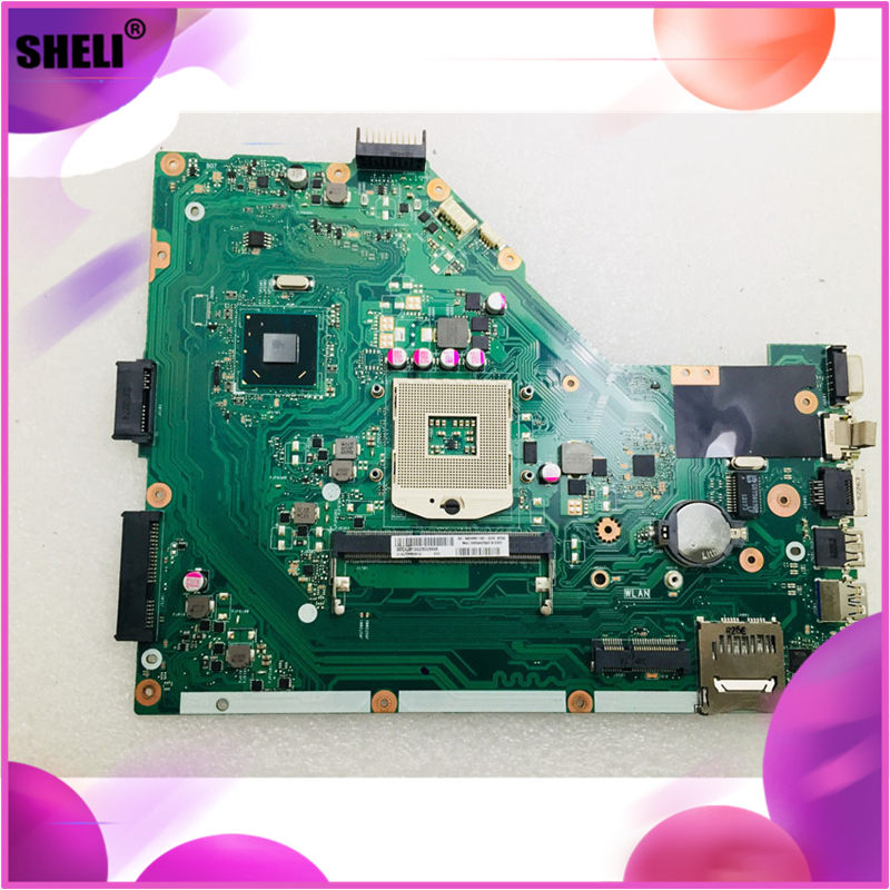 FOR For ASUS <font><b>X55A</b></font> Laptop <font><b>Motherboard</b></font> image