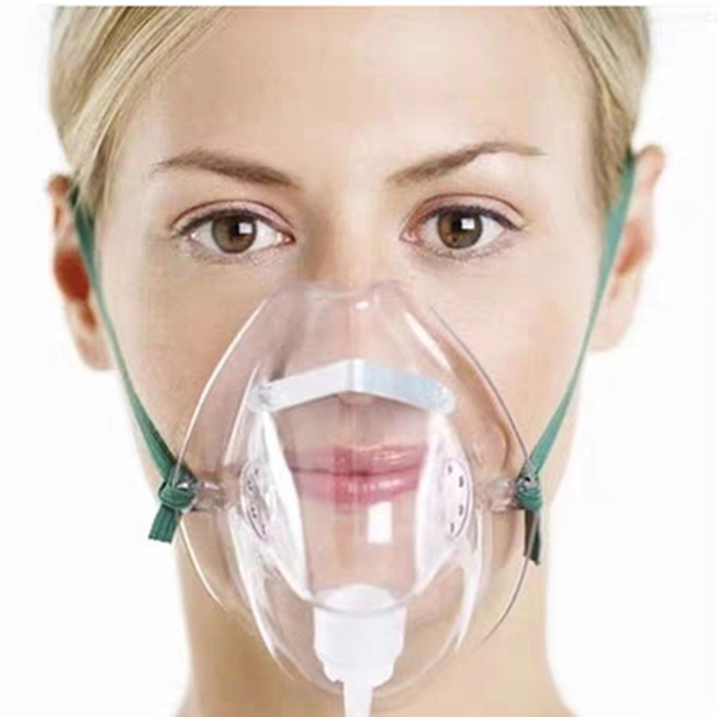 2pcs yuwell oxygen mask medical Face Mask with Tube oxygen concentrator oxygen generator accessories medical equipment|Oxygen Machine| - AliExpress