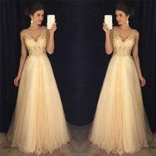 Женское длинное платье однотонные кружевные платья с v образным
