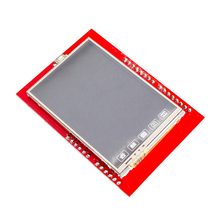 "2.4"" TFT LCD Display Shield Touch Panel for Arduino UNO"