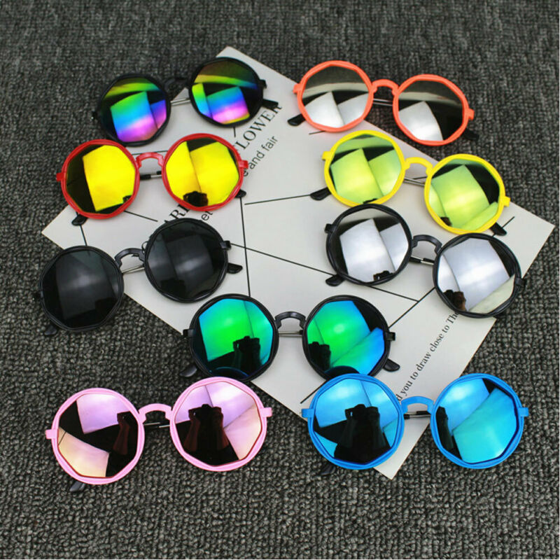 2020 Sunglasses Boys Girls Kids Outdoor Polarised Pilot Sunglasses Children Unisex Toddler Kids Eyeglasses UV Protection Glasses