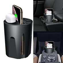 696 X9 QI Car Wireless fast Charger cup for iphone Charge holder Charge Stand for Apple XS MAX/XR/X/8 PLUS for samsung note10/9