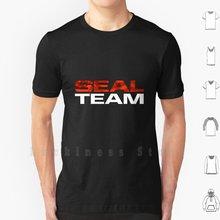 Selo equipe t camisa 6xl algodão legal t selo selo selo equipe marinha alfa alfa equipe militar guerra uae eua estados unidos da américa