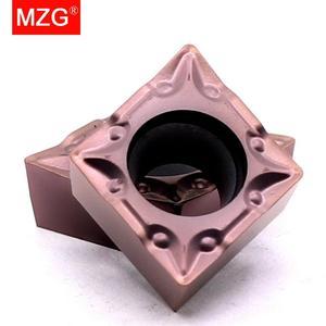 Image 5 - Livraison gratuite MZG prix discount CCMT060204 CCMT09T304 08 TM alésage interne externe tournant CNC outils de coupe Inserts en carbure