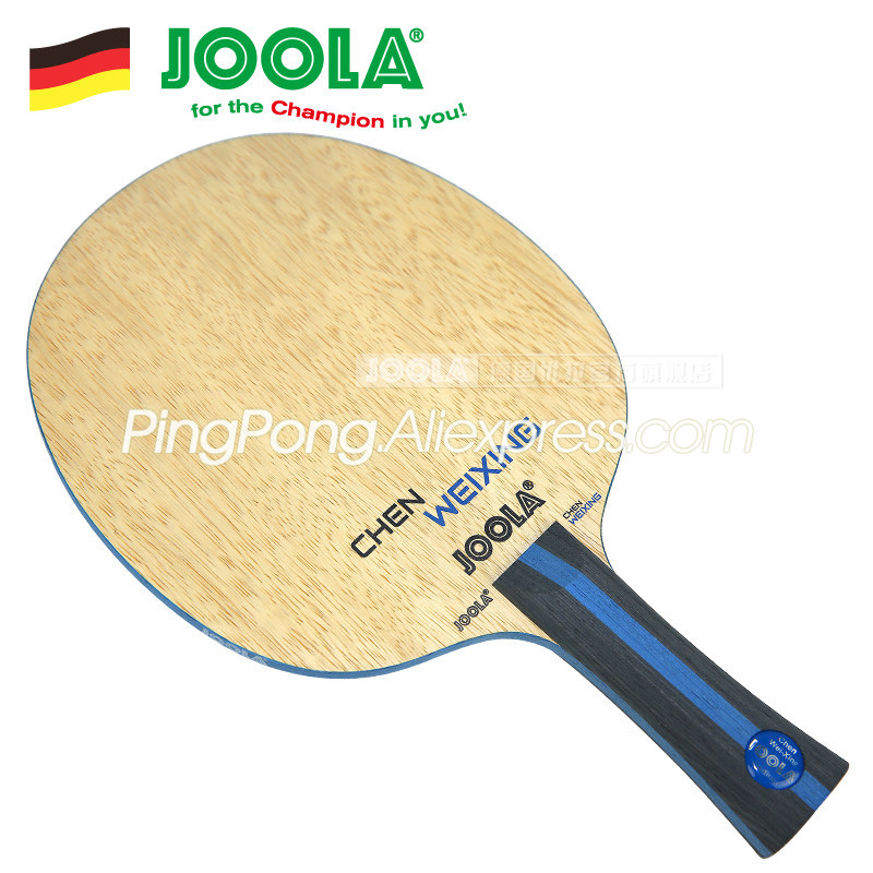 Joola CHEN WEIXING 2.0 New Chop Racket (7 Ply Wood Defensive, Big Size) Joola Table Tennis Blade CWX Ping Pong Bat Paddle