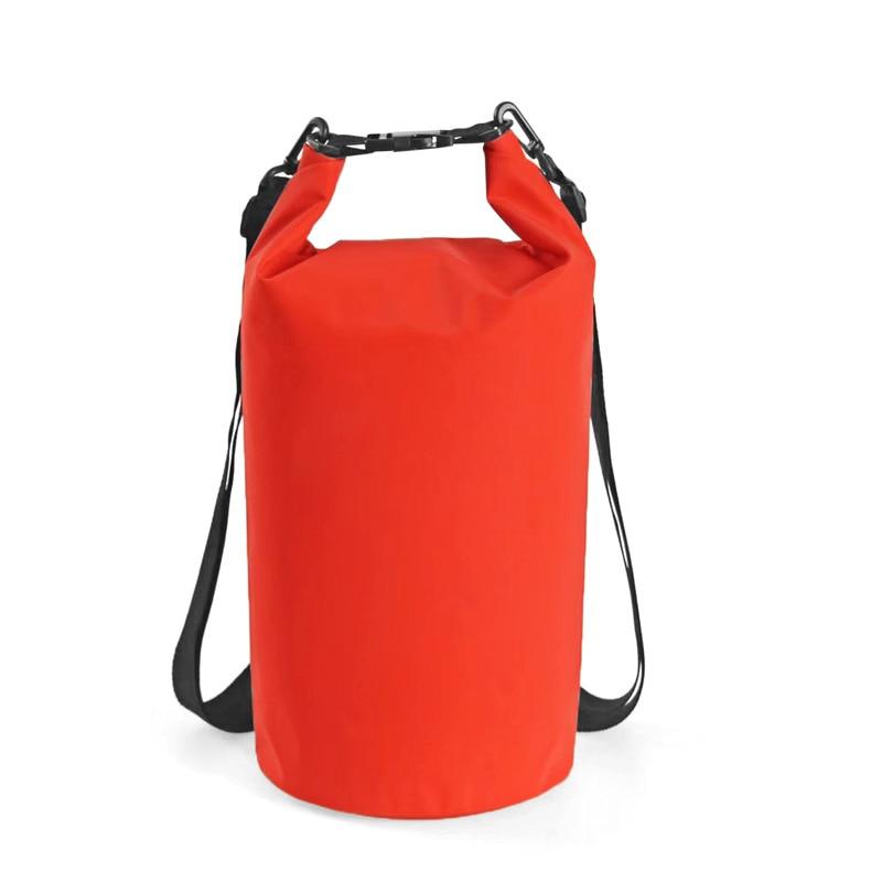 15L Боковая Сумка на плечо, водонепроницаемая сумка-мешок, сумка для хранения вещей, водонепроницаемая сумка-мешок
