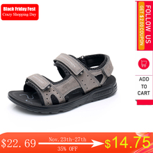 Apakowa meninos grandes verão peep toe tornozelo cinta sandálias mais velhos crianças praia andando viajar esportes treinador sandálias ao ar livre calçado