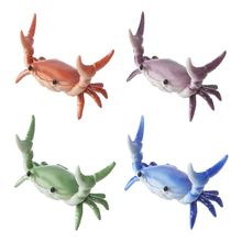 Rack Pen-Holder Bracket-Storage Stationery Cute New Gift Crab Weightlifting Japanese