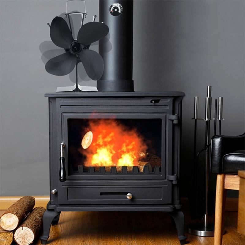 fogão calor térmico ventilador