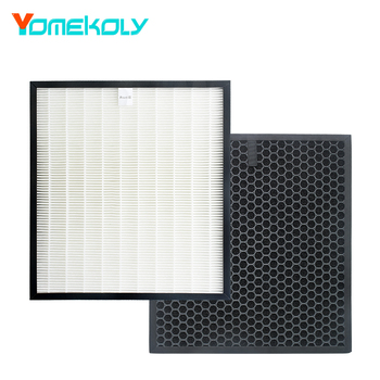 for Sharp Air purifier HEPA filter Activated carbon filter FZ-F30HFE FP-J30TA FZ-Y28FE FP-F30L-H FPJ30LA Air purifier for sharp mx pc50h air purifier heap filter actived carbon filter water filter