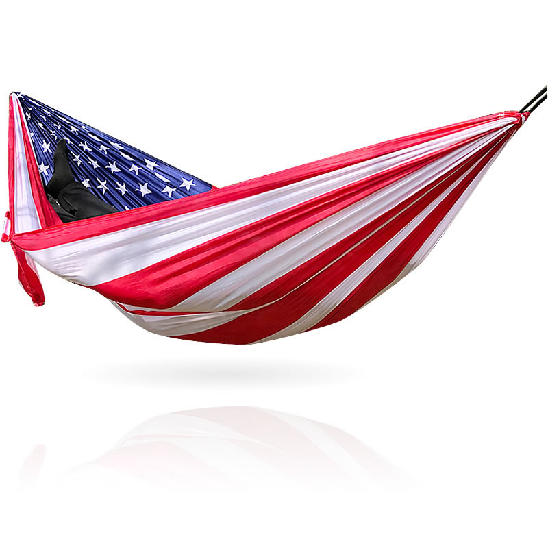 Portable Ultralight Parachute Hammock Hunting New Color Nylon Hammock