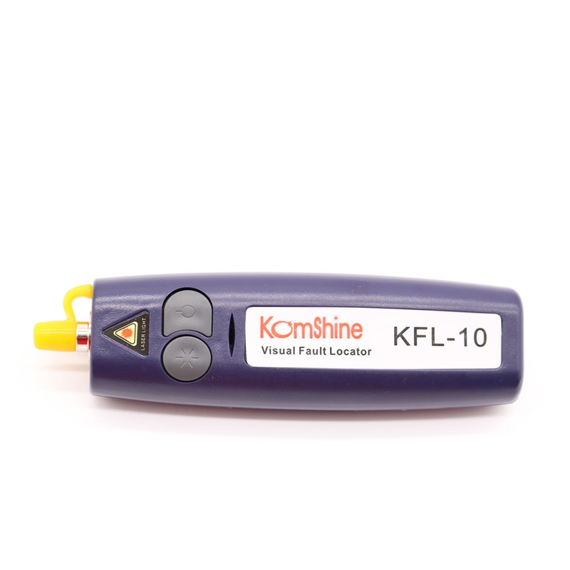 10mw Handheld Visual Fault Locator/VFL/Fiber Break Checker Pen Fiber Cheaker Can Test 12KM