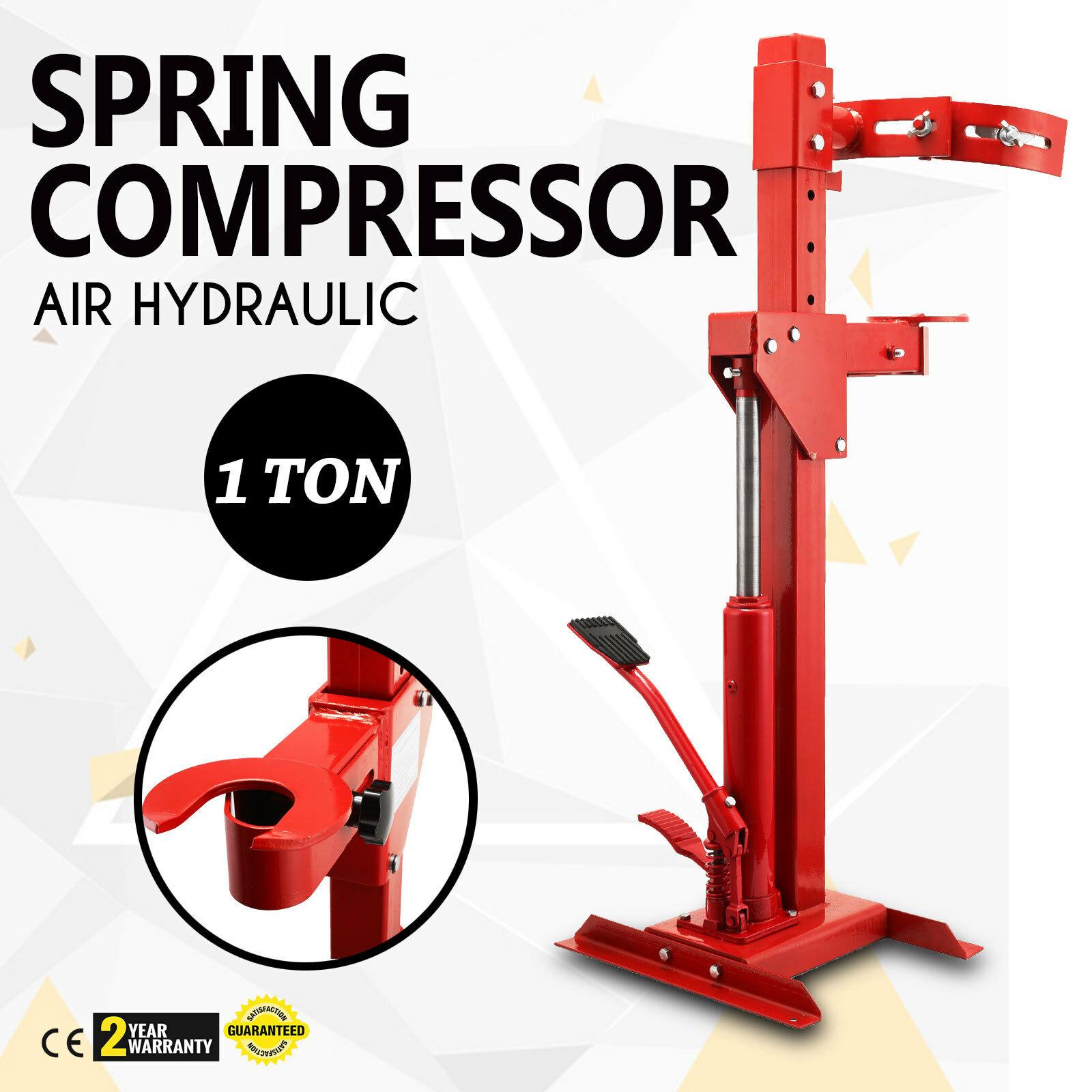Hydraulic Shock Absorber Spring Compressor 1T 100-360MM NESGC-03 Varan Mot