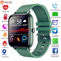 2020 Smart Watch Women Men Heart Rate Fitness Tracker Bracelet Watch Bluetooth Call Waterproof Sport Smartwatch For Android IOS