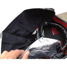Capacete de resgate bombeiro helmt capa de segurança de proteção chapéu de incêndio para terremoto, f 652e