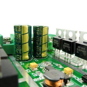 Image 5 - H Bridge DC Dual Motor Driver PWM Module DC 3~36V 15A Peak 30A IRF3205 High Power Control Board for Arduino Robot Smart Car