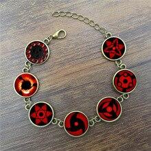 Jewelry-Accessories Bracelet Cosplay-Prop Sharingan Kakashi Sasuke Anime Naruto Uchiha Itachi