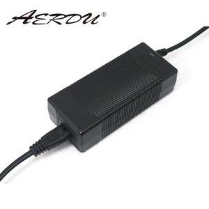 Image 1 - Adaptador do conversor da c.a. 5S 100 v da ue/eua/au/uk do carregador do bloco de bateria dos batterites do li íon do lítio da fonte de alimentação 18 v 2a de aerdu 240 21 v
