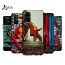 Silicone Cover joker movie Phone Case for Huawei Honor 30 20 Pro 10i 9A 9S 9X 8X 10 9 Lite 8 8A 7A 7C Pro silicone cover framed flower phone case for huawei honor 30 20 pro 10i 9a 9s 9x 8x 10 9 lite 8 8a 7a 7c pro