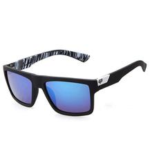FUCHS Sonnenbrille Männer Frauen Quadrat Sonne Gläser Marke Designer Vintage Retro Brillen UV400 Fahren Brille cheap SQUARE Erwachsene Polycarbonat