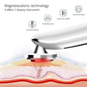 Image 3 - Radiofréquence électrique LED Photon luminothérapie RF EMS rajeunissement de la peau Lifting du visage serrer Massage Machine de soins de beauté