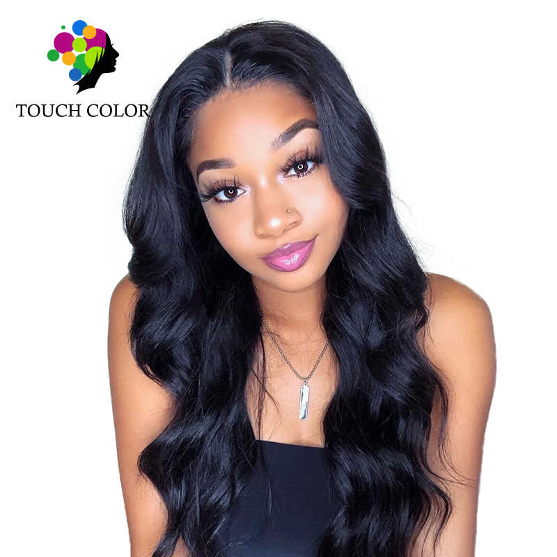 10A Body Wave Hair 13x6 Lace Front Human Hair Wet and Wavy Wig Loose Wave Swiss Lace Wigs For Black Women Natural Brazilian Hair