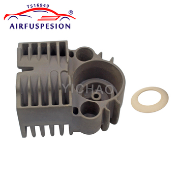 Air Suspension Compressor Kit Cylinder Head Piston Ring Replacement for VW Touareg NF II Porsche Panamera 7P0616006E 68041137AF image