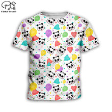 Детская летняя футболка для мальчиков и девочек футболки с 3d