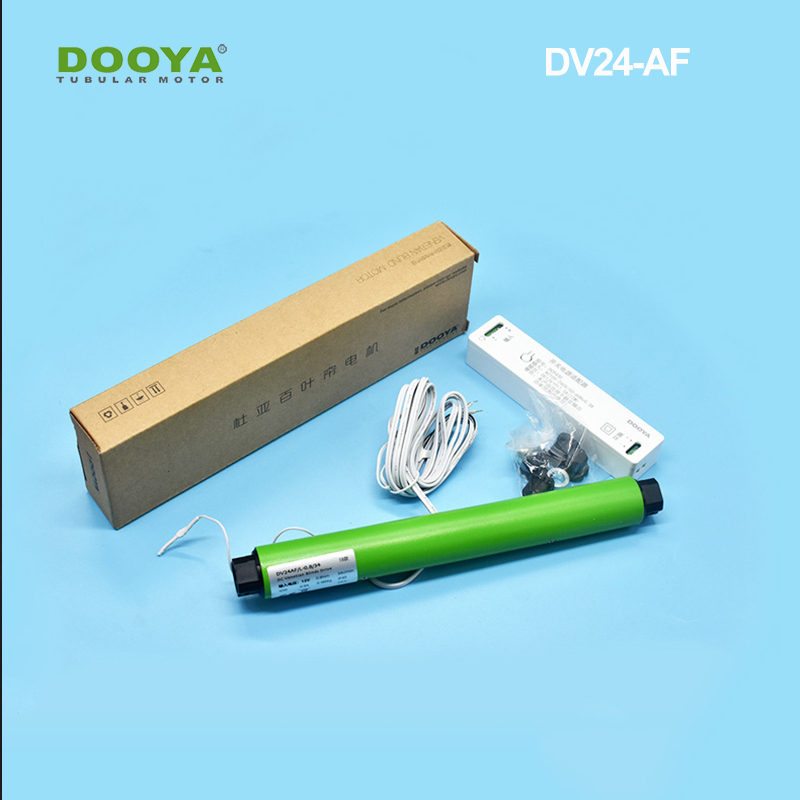 Dooya Electric Venetian Blinds Motor For Motorzied Honeycomb Blinds Roman Shade Tubular Motor Smart Home DV24-AF