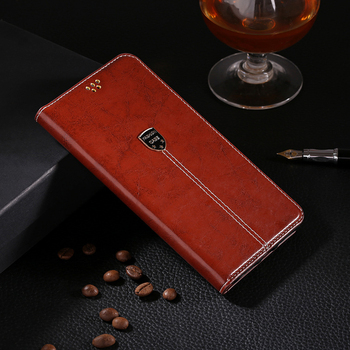 For Samsung Galaxy E5 Case Leather Flip Wallet Cover For Samsung Galaxy E5 E5000 SM-E500F E500 E500H E500F SM-E500FDS Coque image