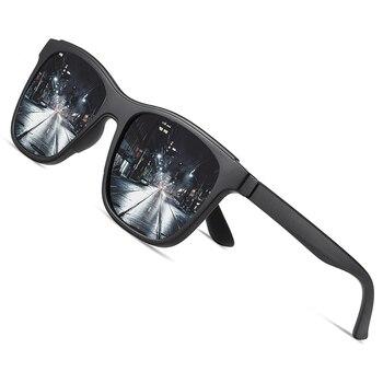 AOFLY BRAND DESIGN 2020 Polarized Sunglasses Men TR90 Frame Fashion Mirror Driving Fishing Sunglasses Male zonnebril heren UV400 aofly brand design classic polarized sunglasses men driving tr90 frame sunglasses goggles uv400 gafas oculos de sol af8091