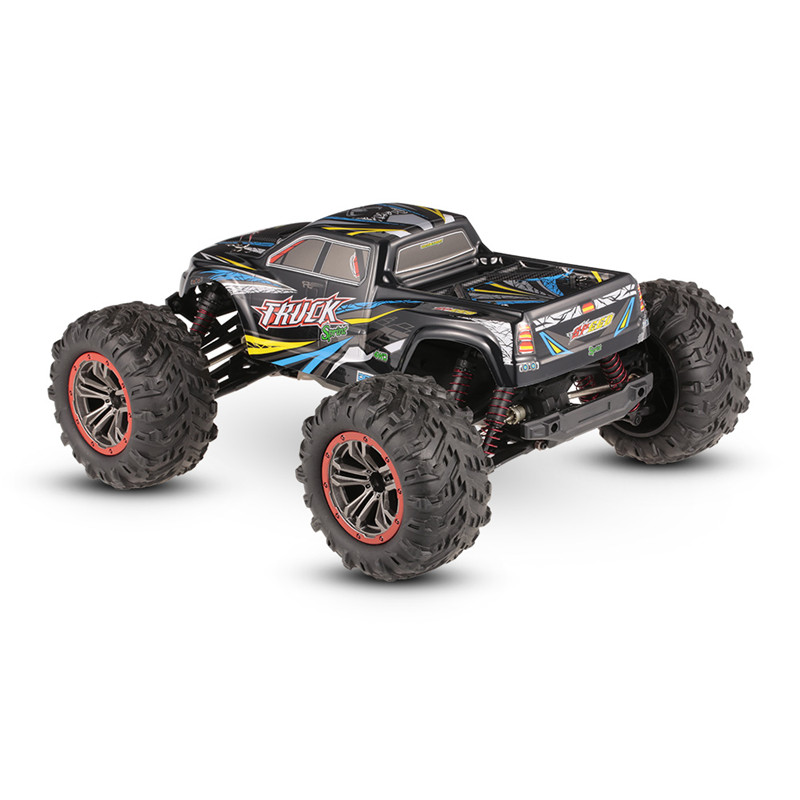 1:10 RC Auto 4WD 9125 2,4 Ghz High Speed 46 km/h Fernbedienung Auto RC Racing Treiben Auto Crawler Off road Auto Spielzeug für Kinder - 4
