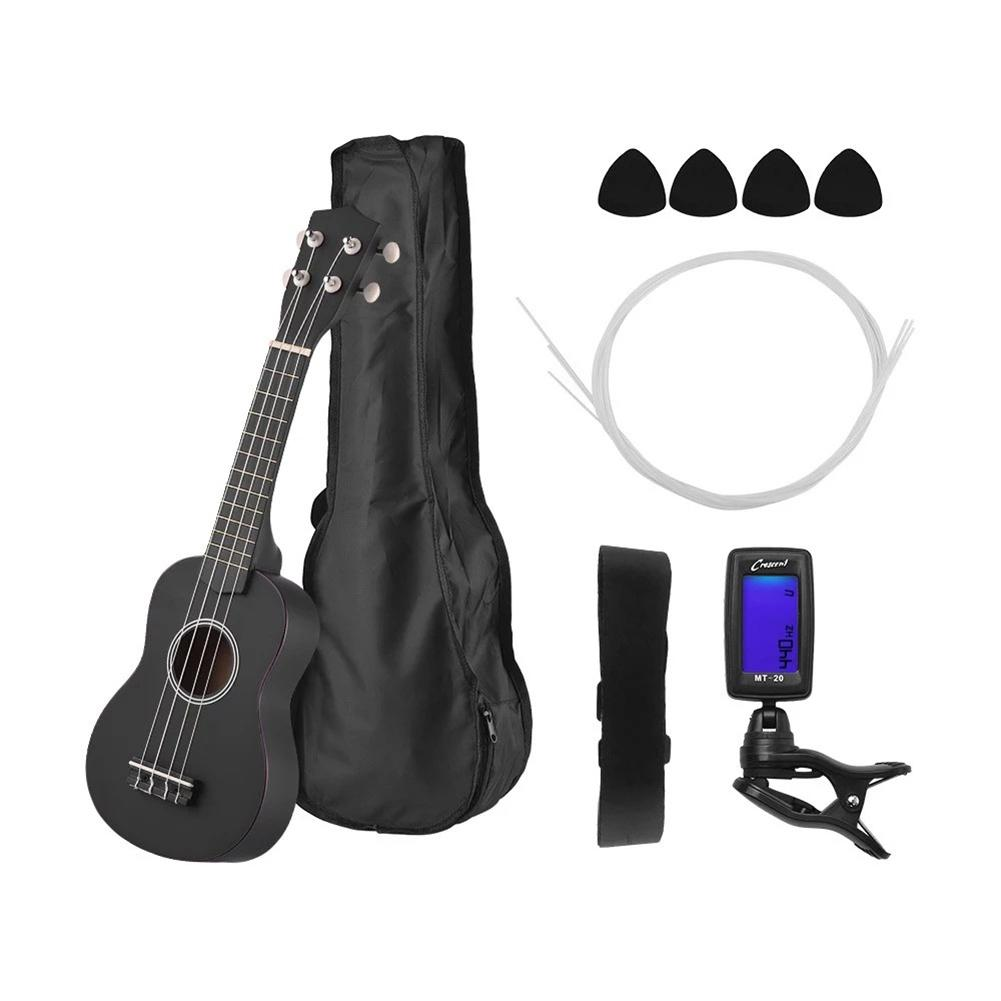 Instrument-Set Ukulele Performance-Props Music 21 Beginner 21-Inch  title=