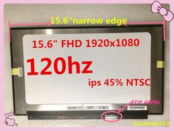 """FREE SHIP 15.6"""" FHD Display 120hz B156HAN13.0 LM156LFGL02  LM156LFGL011920X180 45%NTSC IPS  LCD LED Replacement Screen 120hz"""