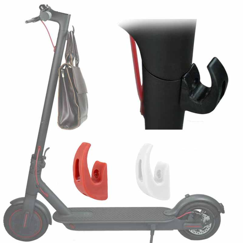 For Xiaomi Mijia M365 M365 Pro Electric Scooter Front Hook Hanger Helmet Bags Scooter Front Hook Portable Lightweight