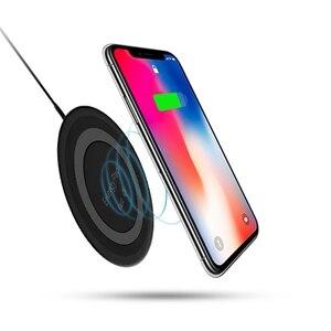 Image 3 - Energypad qi carregador rápido sem fio 7.5w para iphone x/8/ 8 plus samsung galaxy