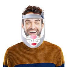 Adulto rusable faces proteção são confortável durável limpo de alta qualidade bonito faces proteção
