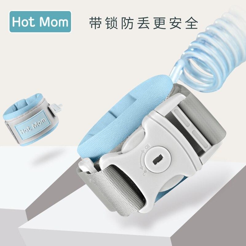 Hotmom ceinture Anti-aliénation pour enfants corde de Traction sécurité bébé anneau Anti-aliénation pour enfants et ceinture Anti-aliénation