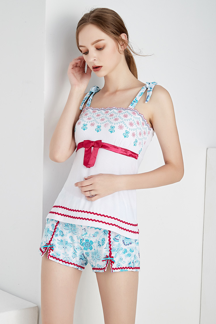Free Shipping.Women Sexy Short Pajamas Set.summer Woman's Fashion Modal Shorty Home,new Brand,femme Hot Sales,thin.quality