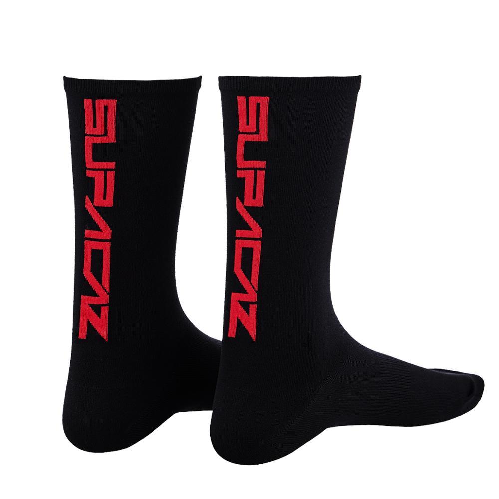 SUPACAZ SupaSox socks Cycling bike Socks Racing bicycle sports sock free ship in Cycling Socks from Sports Entertainment