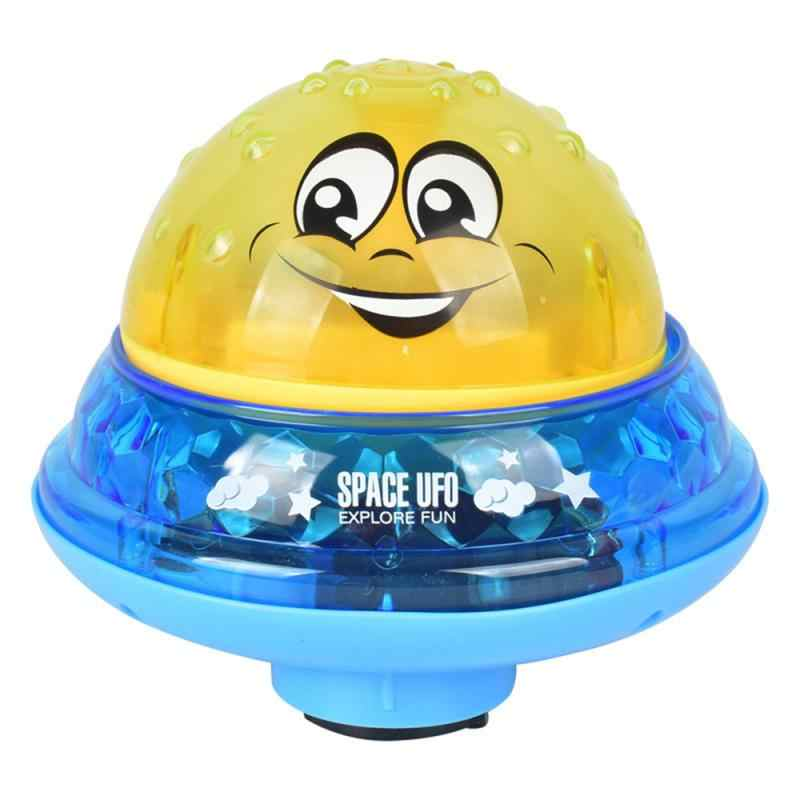 Bath Sprinkler Toy for Kids Blue Ideas Beystadium Bath Toys for Toddlers 3-6 Years Seal Spray Water Toy with 2 Balls