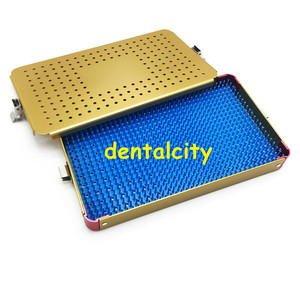 Image 4 - New Surgical Autoclavable Surgery Silicone Disinfection Box Tools Ophthalmic microsurgical instruments