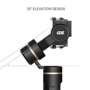 Image 3 - FeiyuTech G6 poignée anti éclaboussures cardan Wifi + stabilisateur de caméra daction Bluetooth pour Gopro Hero 8 7 6 5 Sony RX0 Yi 4k