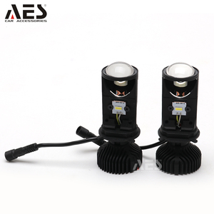 2PCS AES Automotive Dual beam Hi/Lo Beam