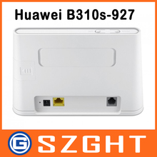 Entsperrt Neue Huawei B310 B310s 927 150Mbps 4G LTE CPE WIFI ROUTER Modem mit antennen pk b315s 22 b310s 22 b593u 12