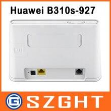 Odblokowany nowy Huawei B310 B310s 927 150Mbps 4G LTE CPE WIFI modem router z antenami pk b315s 22 b310s 22 b593u 12
