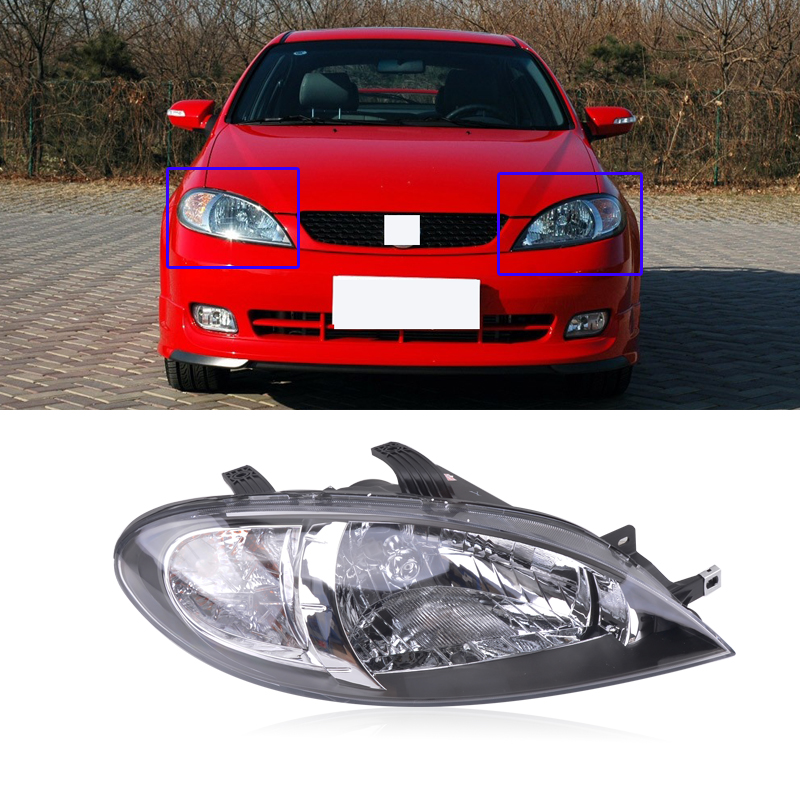 DAEWOO LACETTI HATCH 2004-2005 2 X H7 HALOGEN LAMP XENON LIGHT BULBS