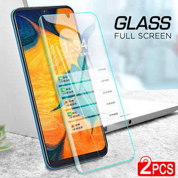 2Pcs Full Screen Tempered Glass For HUAWEI PSMART 2019 Anti Blu ray Sreen Protective glass For