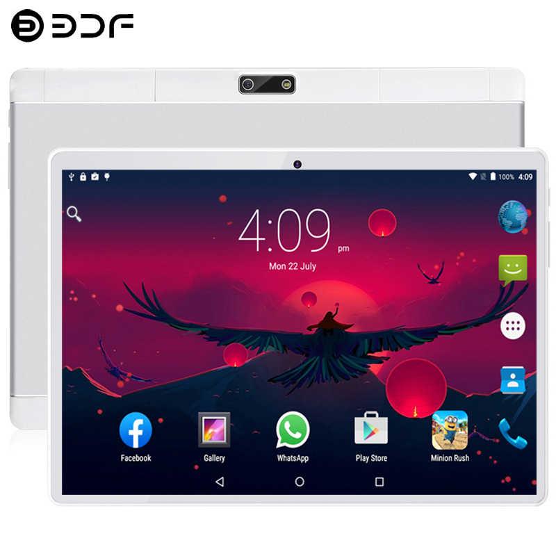 10 1 дюймовый планшетный ПК 4G четыре ядра Android 7 0 4 ГБ/64 ГБ Встроенный 3G Bluetooth Wi Fi две